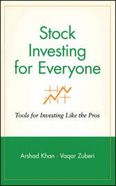 Stock Investing for Everyone by Arshad Khan image