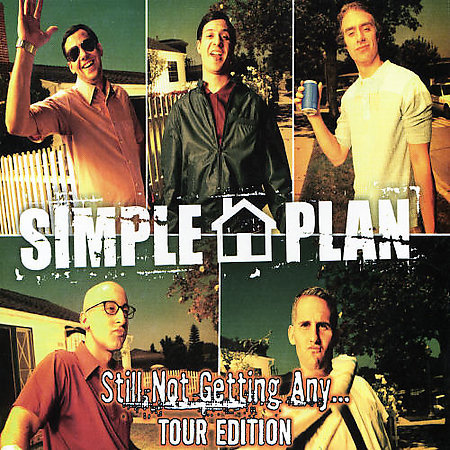 Still Not Getting Any (+ Bonus Vcd) by Simple Plan