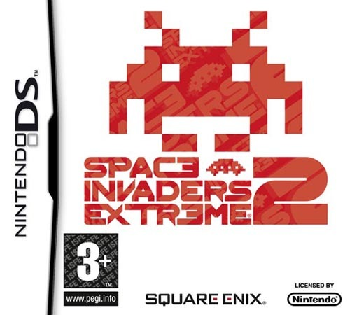 Space Invaders Extreme 2 for DS