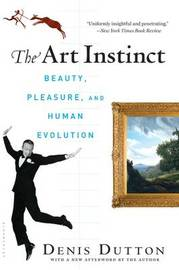 The Art Instinct by Denis Dutton image
