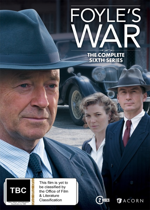 Foyle's War: The Complete Series 6 | DVD | In-Stock - Buy