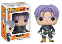 Dragon Ball - Trunks Pop! Vinyl Figure