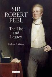 Sir Robert Peel by Richard A. Gaunt image