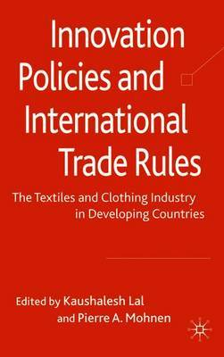 Innovation Policies and International Trade Rules