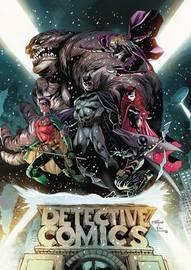 Batman - Detective Comics Vol. 1 Rise of the Batmen (Rebirth) by James Tynion