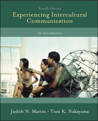 Experiencing Intercultural Communication: An Introduction by Judith N Martin image