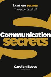 Communication by Carolyn Boyes image