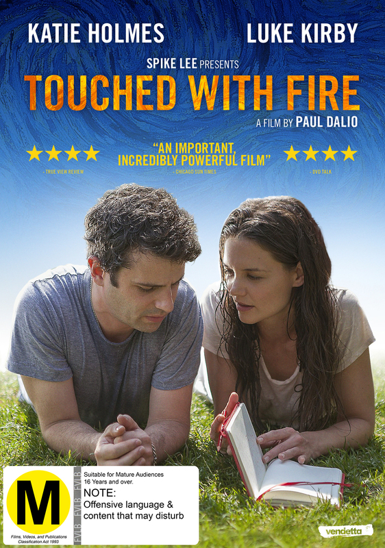 Touched With Fire on DVD