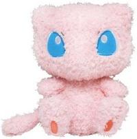 Pokemon - Mew Fluffy Stuffed Toy