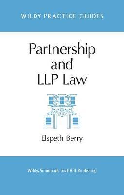 Partnership and LLP Law by Elspeth Berry image
