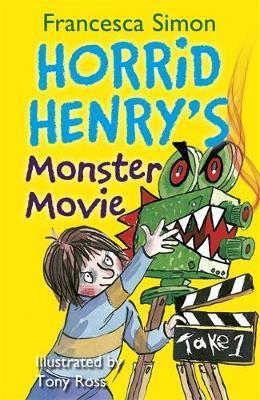 Monster Movie by Francesca Simon