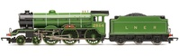 Hornby: RailRoad LNER 4-6-0 'Liverpool' Class B17