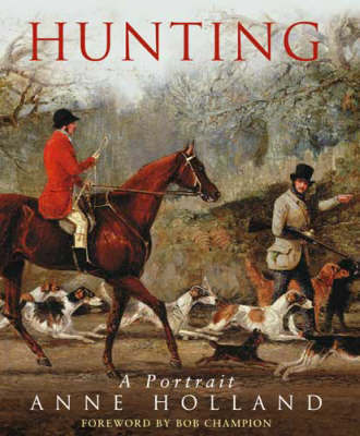 Hunting - A Portrait by Anne Holland image