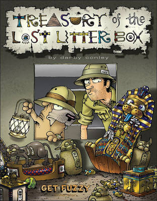 Treasury of the Lost Litter Box by Darby Conley image