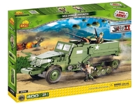 Cobi: World War 2 - M3 Half Track - WW2