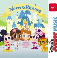 Disney Junior Nursery Rhymes by Various Artists