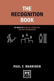 The Recognition Book by Paul F. Warriner image