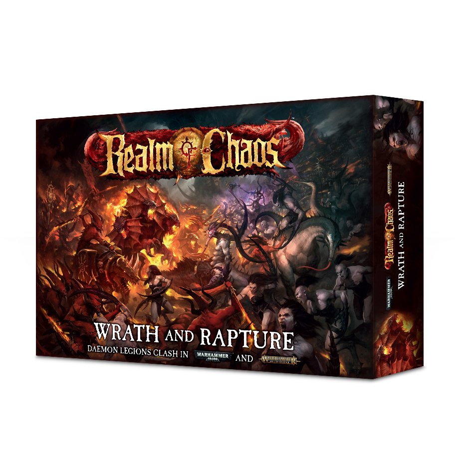 Realm of Chaos: Wrath & Rapture image