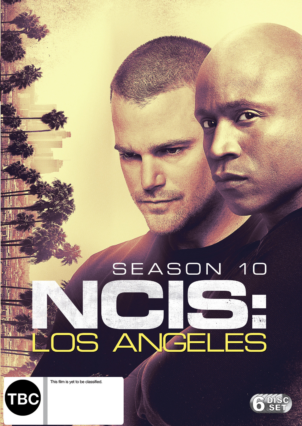 NCIS: Los Angeles: The Complete Tenth Season on DVD image