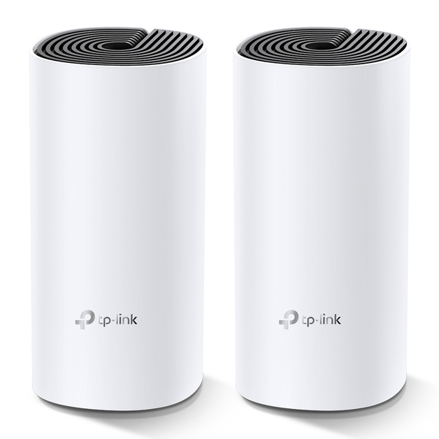 TP-Link Deco M4 AC1200 (2-Pack) Mesh Wi-Fi System