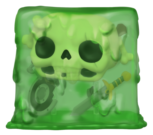 Dungeons & Dragons: Gelatinous Cube - Pop! Vinyl Figure