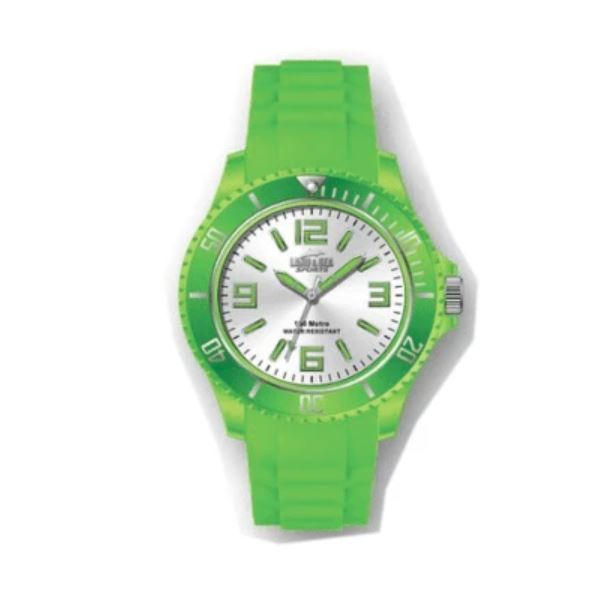 Land & Sea Sports Funky Watch - Lime (Large)