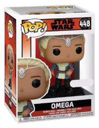 Star Wars: The Bad Batch - Omega Pop! Vinyl Figure