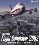 Microsoft Flight Simulator 2002 Pro. Edition for PC Games