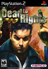 Dead To Rights for PS2