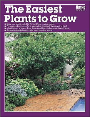 The Easiest Plants to Grow by Jennifer Bennett image