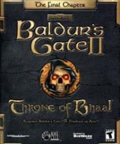 Baldurs Gate 2: Throne Of Bhaal for PC Games