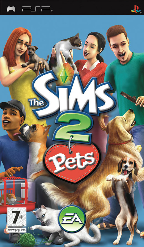 The Sims 2: Pets for PSP