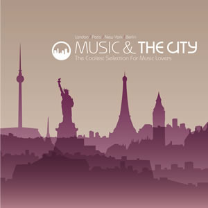 Music & the City (4CD) by Various Artists