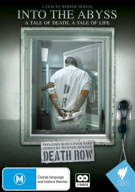 Into the Abyss:A Tale of Death and A Tale of Life:Death Row on DVD