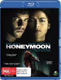 Honeymoon on Blu-ray