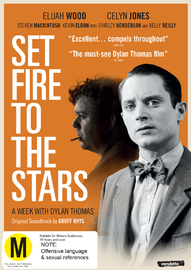 Set Fire To The Stars on DVD