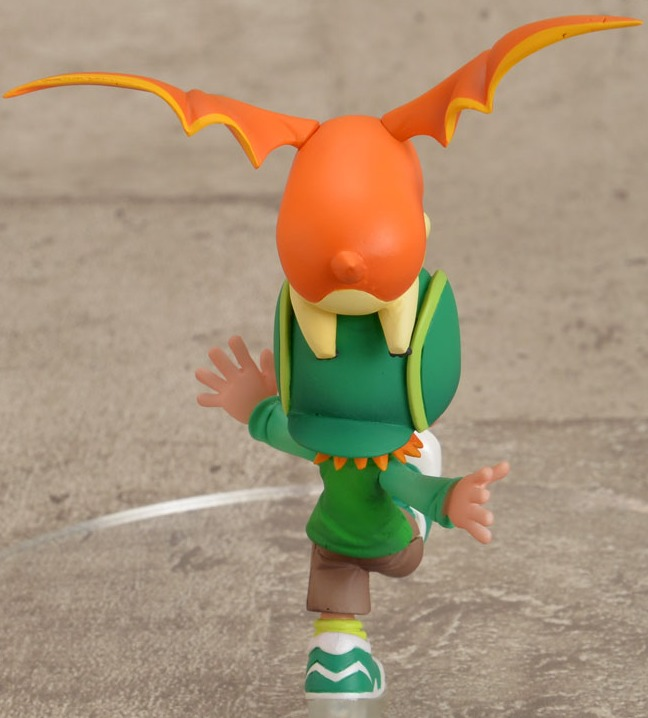 Digimon: 1/10 G.E.M. Takeru Takaishi & Patamon image