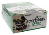 Horleys Carb Less Crunch Bars - Peppermint Rough (12 x 50g Pack)