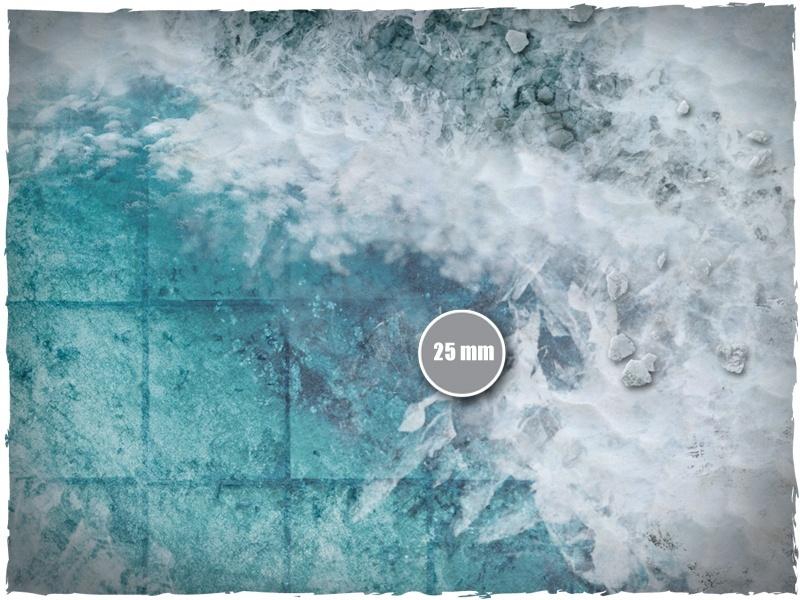 DeepCut Studio Frostgrave Neoprene Mat (3x3) image