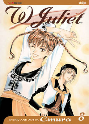 W Juliet: v. 8 by Emura