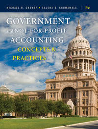 Government and Not-for-Profit Accounting by Michael H. Granof image