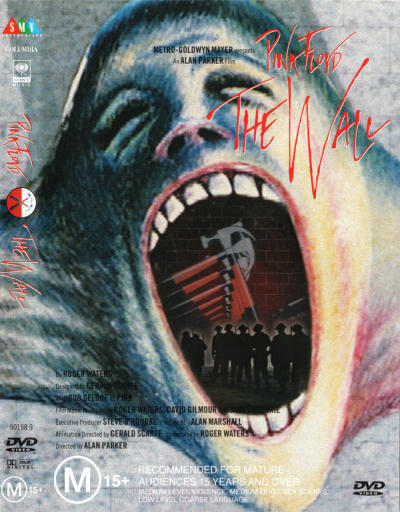Pink Floyd - The Wall on DVD image