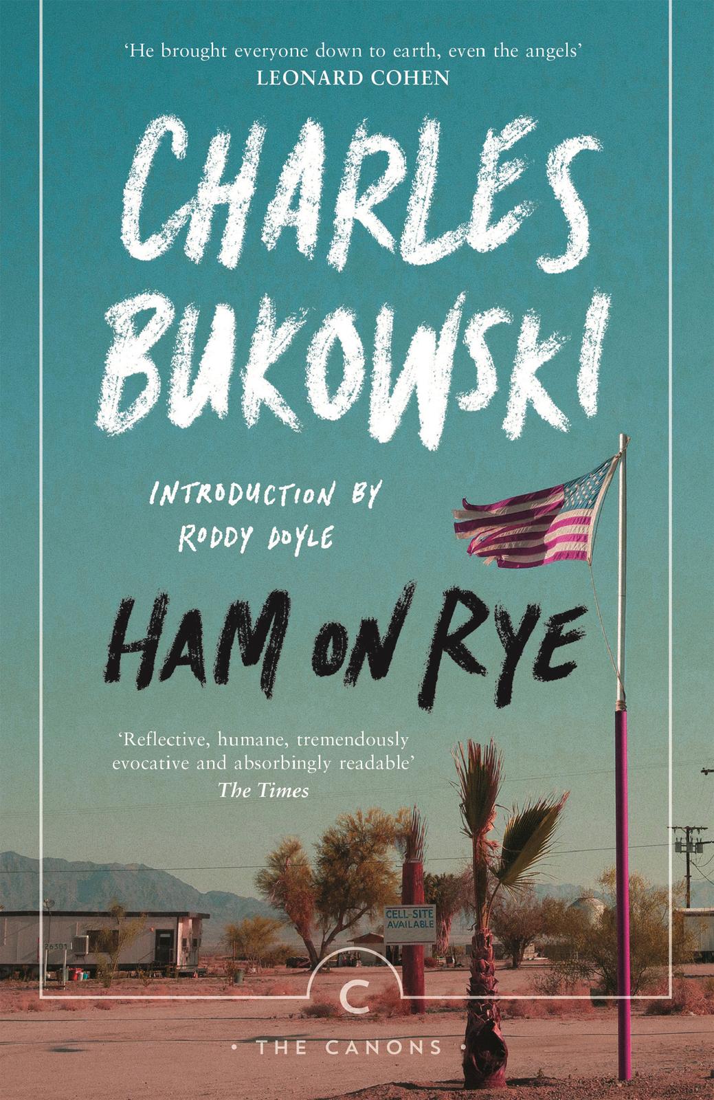 Ham On Rye by Charles Bukowski image