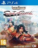 Samurai Warriors Spirit of Sanada for PS4