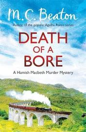 Death of a Bore by M.C. Beaton image