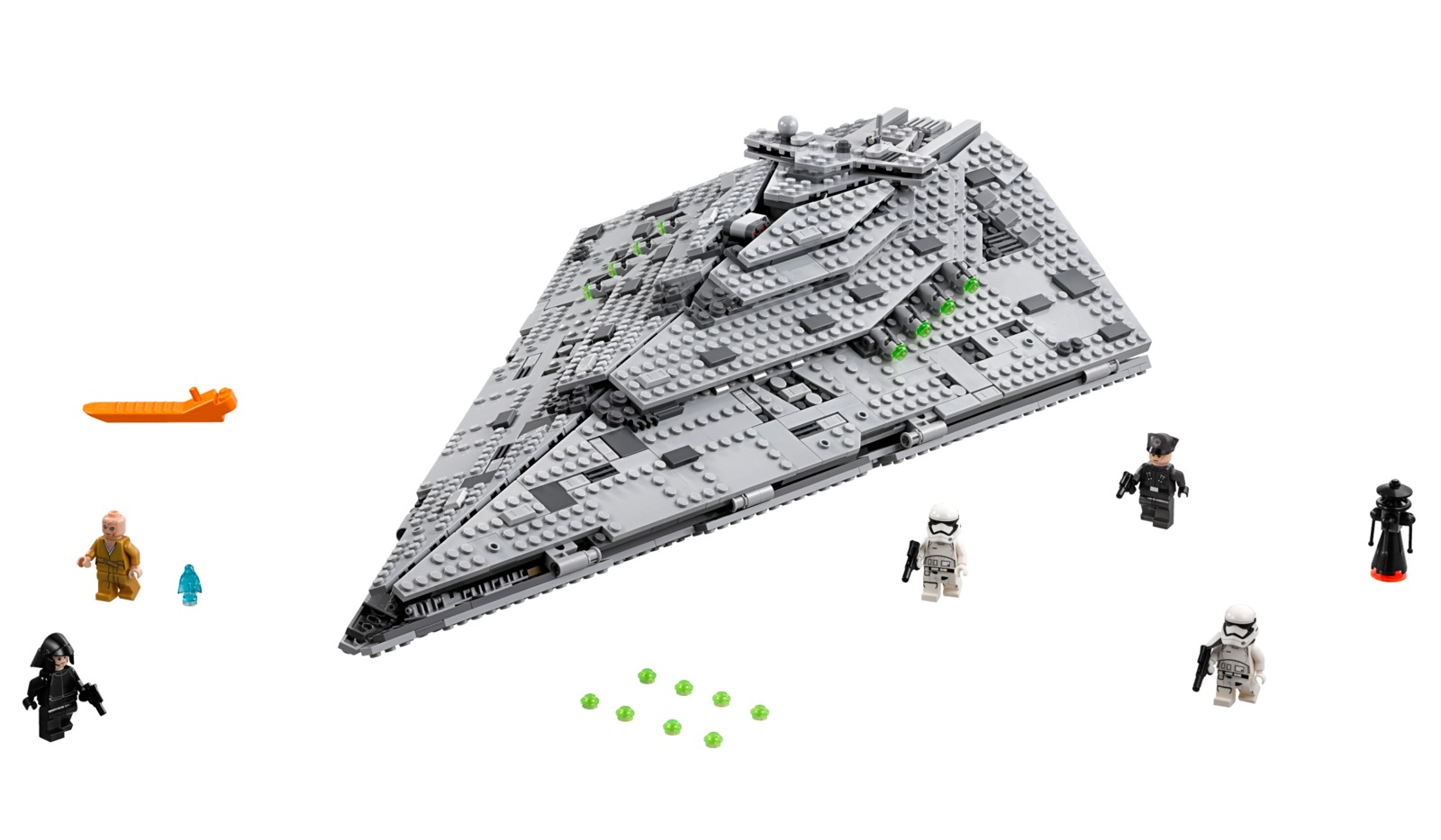 LEGO Star Wars - First Order Star Destroyer (75190) image