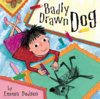 Badly Drawn Dog by Emma Dodson image