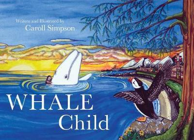 Whale Child by Caroll Simpson image