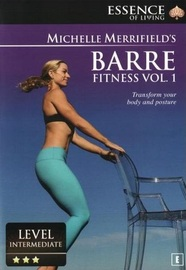 Michelle Merrifield - Barre Fitness 1 on DVD image