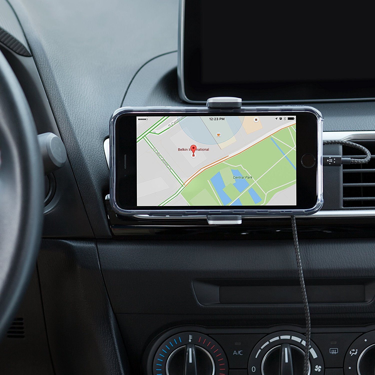 Belkin Car Vent Mount At Mighty Ape Nz 4 Way Hdmi Switch Image